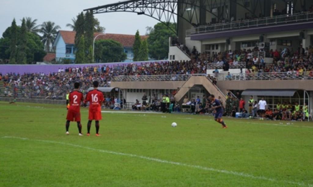 (Divisi I LI) Akibat Faktor Kelelahan, PSGC Ditahan Imbang Maung Bandung 0-0