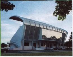Podium Stadion