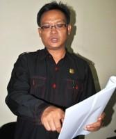 Anggota Komisi II DPRD Ciamis, Iwan M. Ridwan, S.Pd, M.Pd.