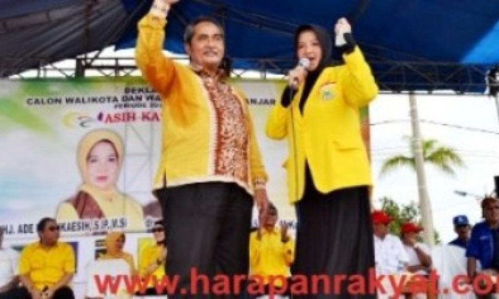(Pilkada Banjar) MK Perintahkan KPUD Tetapkan 'Asih Katadji' sebagai Pemenang