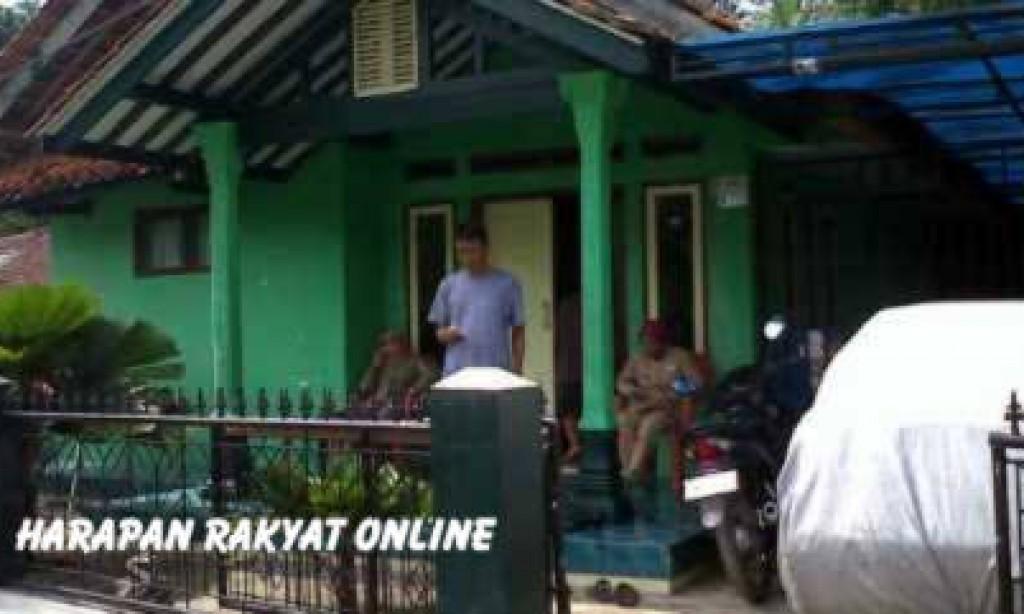 Rumah Ketua PAC Gerindra Baregbeg Ciamis Disatroni Maling