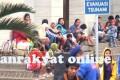 Dampak Tsunami Chili, Warga Pangandaran Panik & Ngungsi ke Tempat Aman