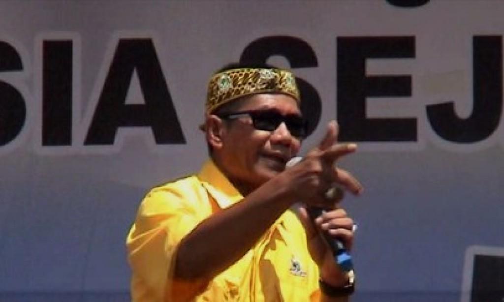 Kang Agun: Optimis Partai Golkar Menang