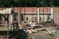 Pembangunan Kantor Desa Bangbayang Ciamis Terpaksa Dihentikan