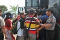 Di Banjar, Angkutan Umum Mogok Massal