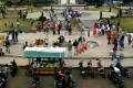 Alun-Alun Langensari Banjar Jadi Tempat Nongkrong Komunitas LSL