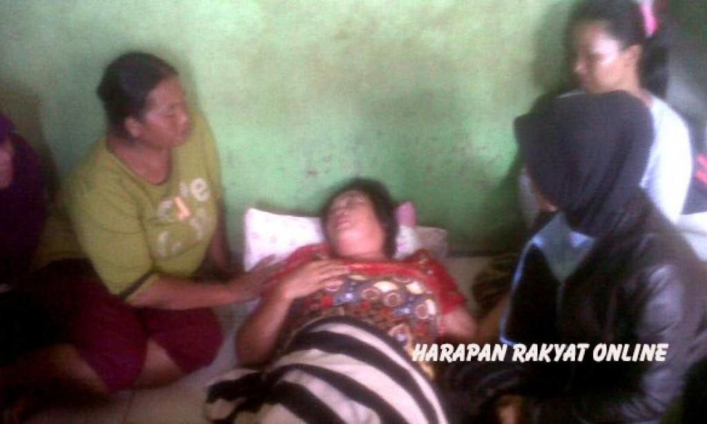 Korban Kebakaran Rumah Di Banjar Masih Shock
