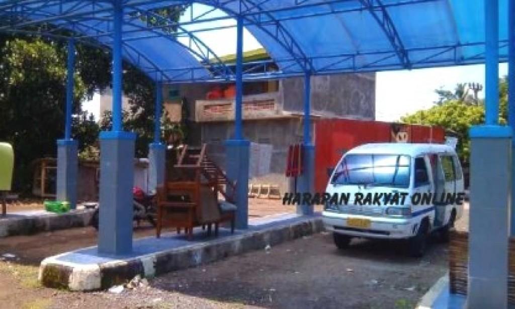 Waduh, Lahan Terminal Pamarican Ciamis Dipenuhi Kandang