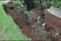 Diguyur Hujan Semalaman, TPT Ciwahangan Ciamis Ambrol