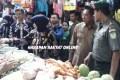 Pastikan Stok Pangan Mencukupi, Walikota Banjar Sidak ke Pasar