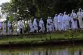 Warga di Panjalu Ciamis Ini Gelar Tradisi Nyepuh Jelang Bulan Ramadhan