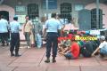 Geledah Napi Lapas Ciamis, Polisi Amankan Sejumlah Benda Tajam