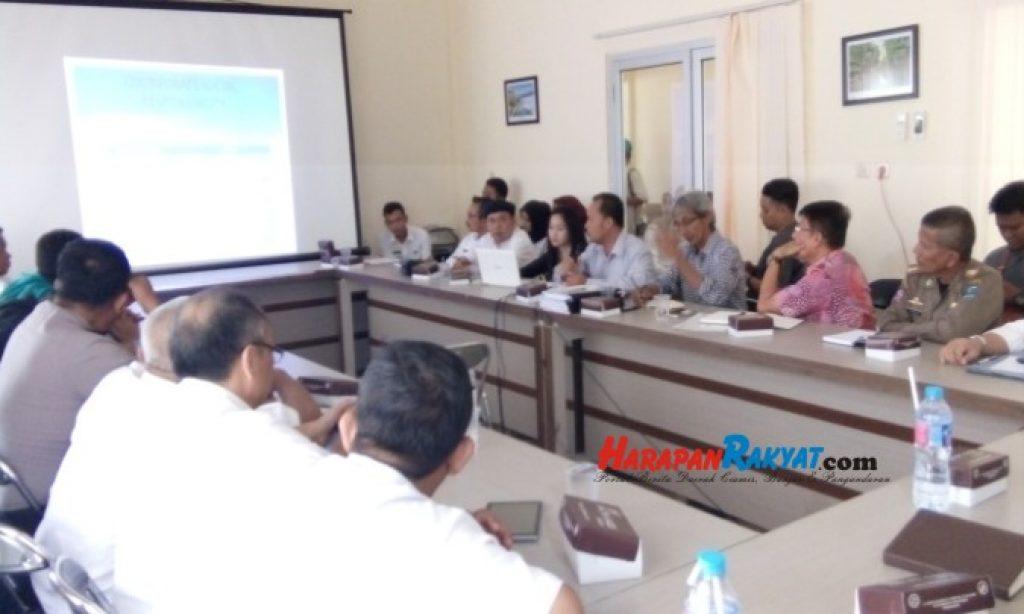 'Grand Pangandaran' di Lahan Eks Start Trust Akan Mulai Dibangun September