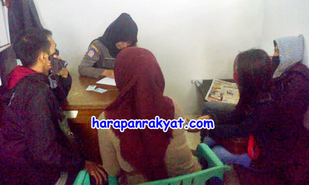 Dua Pasangan Mesum di Banjar Terjaring Razia Satpol PP