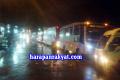 Jalur Jabar-Jateng Putus, Jalan Langensari Banjar Macet