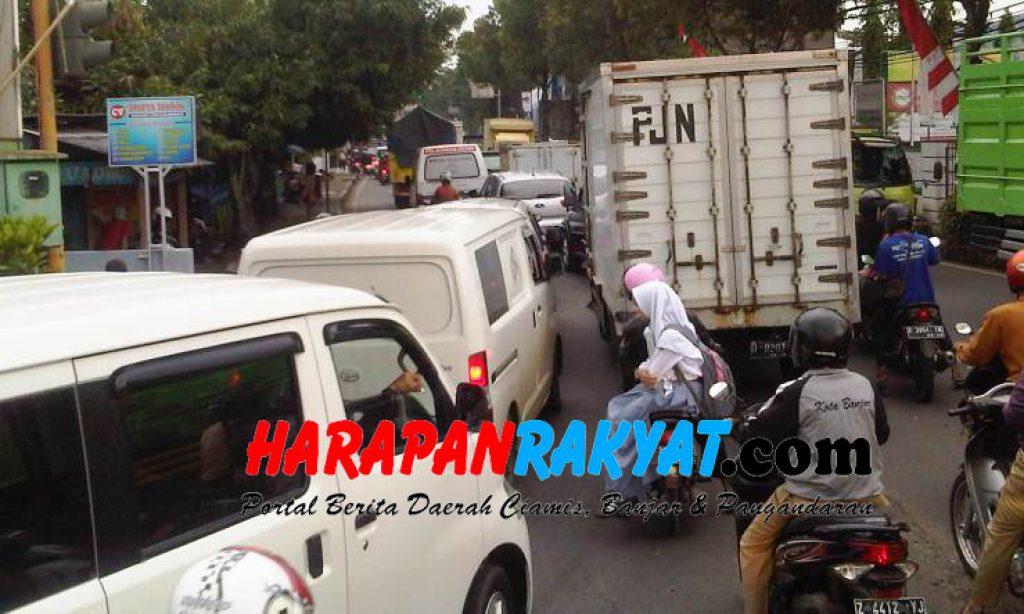 Soal Kemacetan di Dalam Kota, Ini Jawaban Dishub Banjar