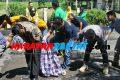 Meriahkan HUT Kota Banjar ke-14, Dinas PU Gelar Lomba Ular Sarung