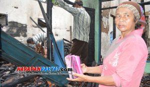 Rumah di Ciamis Terbakar, Surat-surat Berharga Ludes