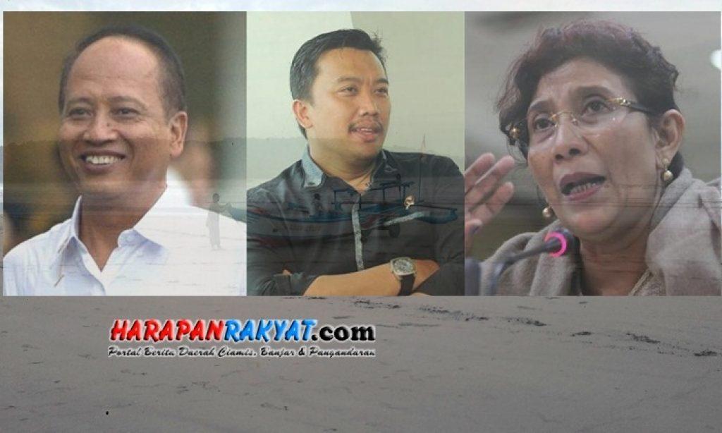 Hari Ini, Tiga Menteri Bakal Tiba di Pangandaran