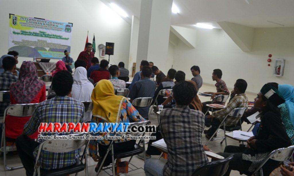 LK II HMI di Banjar Diikuti Peserta Luar Daerah