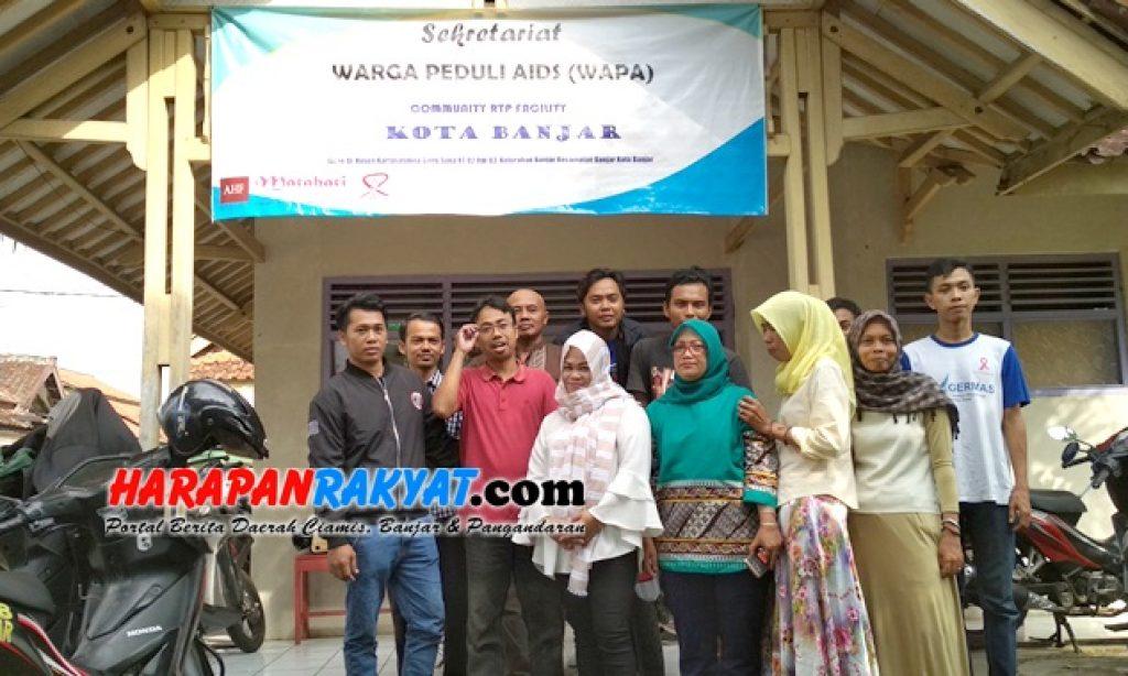 Lika-liku Relawan Cegah HIV/AIDS di Banjar