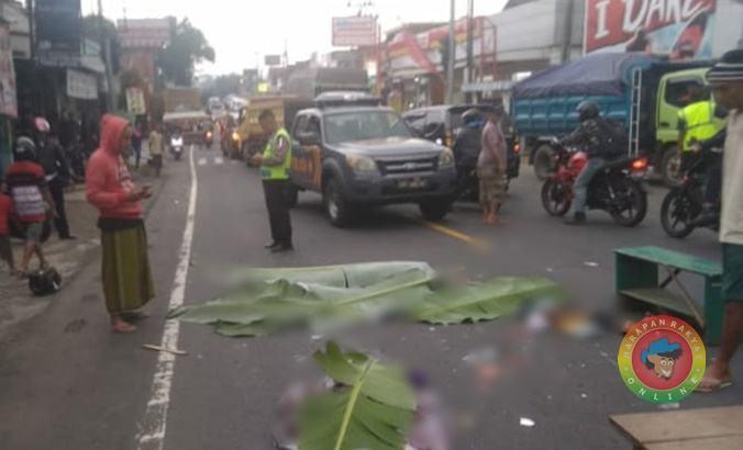 Kecelakaan Maut Ciamis