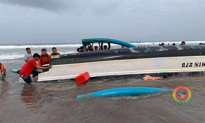 Perahu Siar Pangandaran