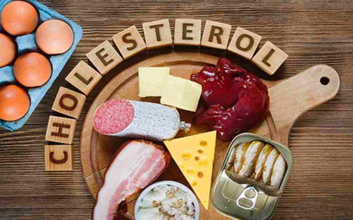 Kadar Kolesterol Tinggi