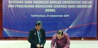 Unigal Kerjasama dengan Bank Indonesia