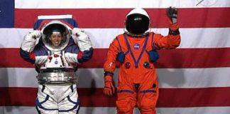 Baju Astronot NASA