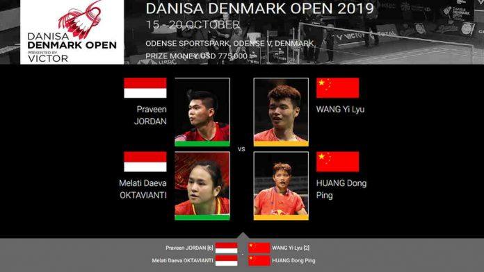Final Denmark Open 2019 Disiarkan Langsung TVRI