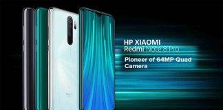 HP Xiaomi Redmi Note 8 Segera Dirilis