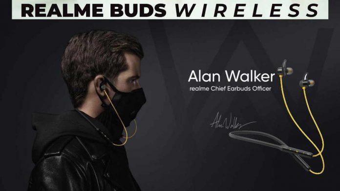 Realme Buds Wireless Setelan Alan Walker