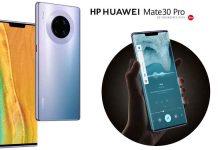 HP Huawei Mate 30 Pro Masuk Indonesia
