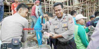 Karya Bhakti Polres Kota Banjar