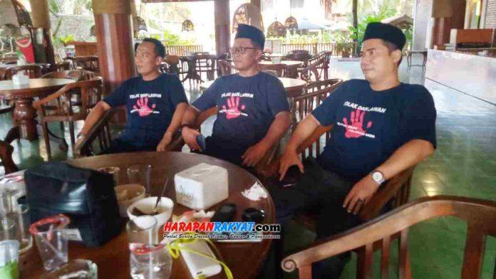 Refleksi dan evaluasi Pemilu tahun 2019 dilakukan oleh Bawaslu Kabupaten Pangandaran, Jawa Barat.