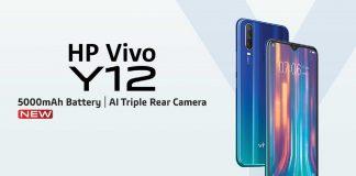 HP Vivo Y12 Terbaik