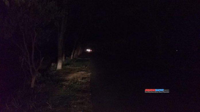Jalan Banjar-Manganti