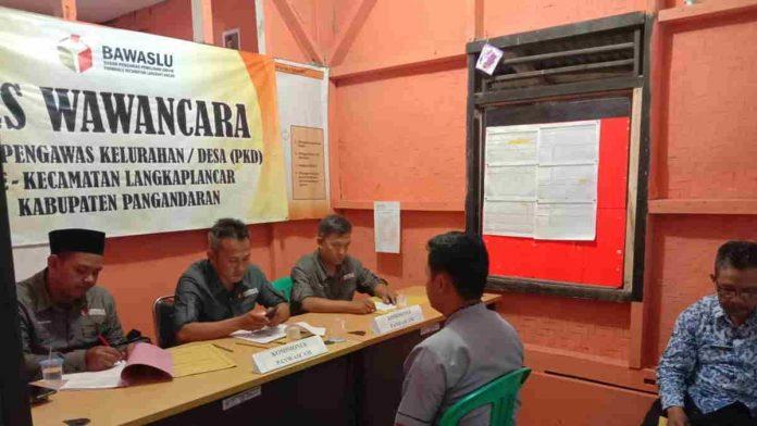 Pendaftaran Calon Anggota PKD Langkaplancar Pangandaran Sepi Peminat