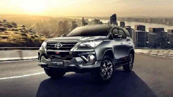 Toyota Fortuner 2.4 VRZ AT 4x4