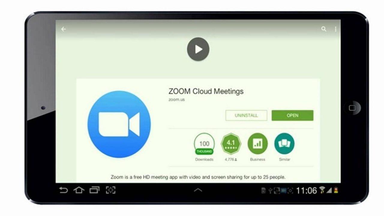 Cara Pakai Aplikasi Zoom, Alternatif Meeting Jarak Jauh - Harapan ...