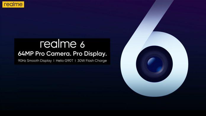 HP Realme 6 Series