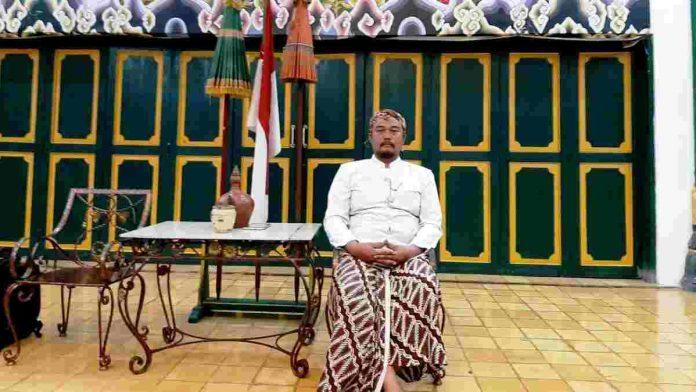 pelaku seni budaya Kota Banjar, Ki Demang Wangsafyudin,