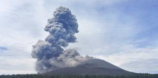 Gunung Anak Krakatau Meletus, Ingatkan Kita Tragedi Dasyatnya Letusan Tahun 1883
