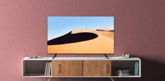 Samsung Smart TV Crystal UHD 4K