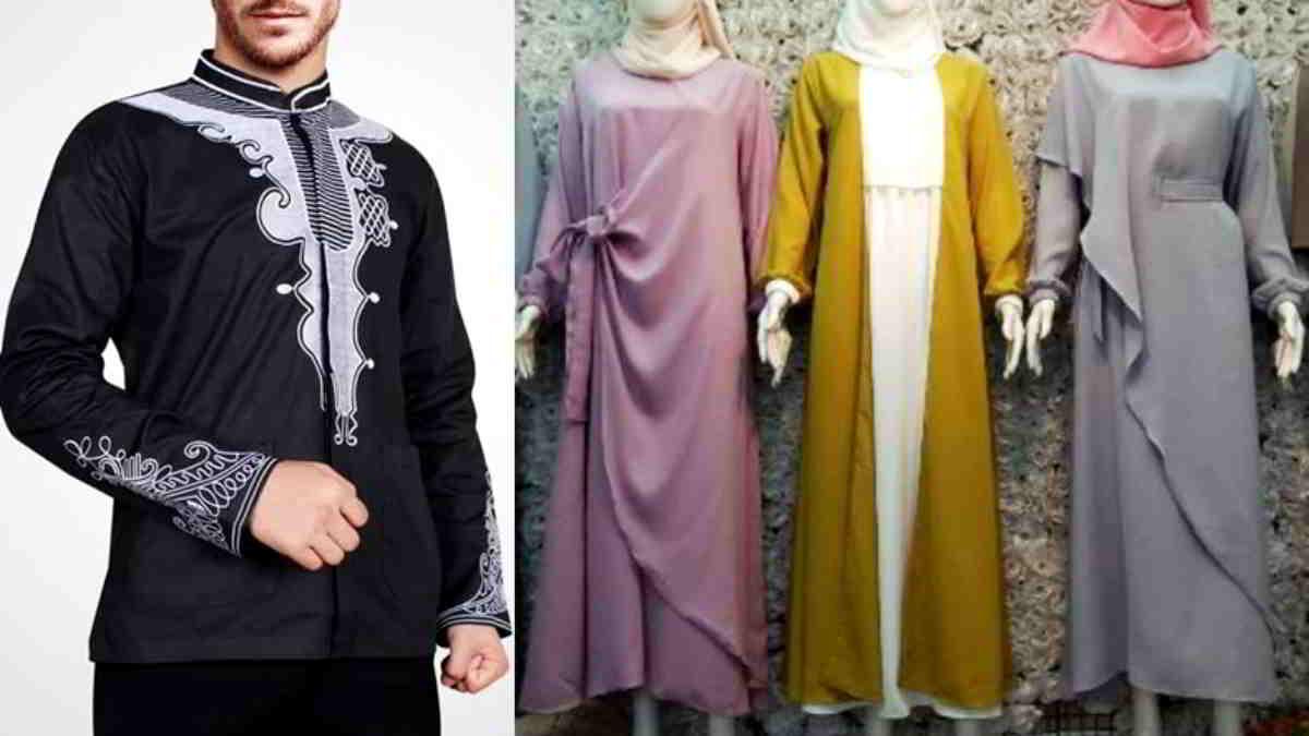 Tren Baju Lebaran 9 untuk Pria dan Wanita Kekinian - Harapan