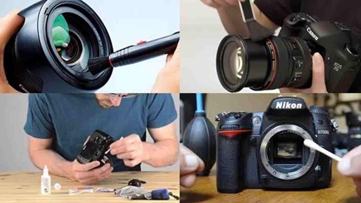 Tips Merawat Kamera DSLR