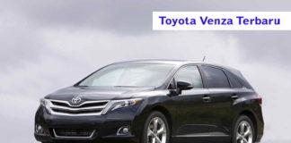 Toyota Venza Terbaru