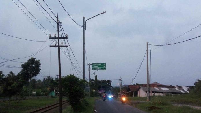 Warga Pataruman Banjar Keluhkan Banyak PJU Tak Berfungsi, Jalanan Jadi Gelap