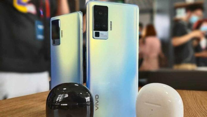 Spesifikasi HP Vivo X50 Pro+